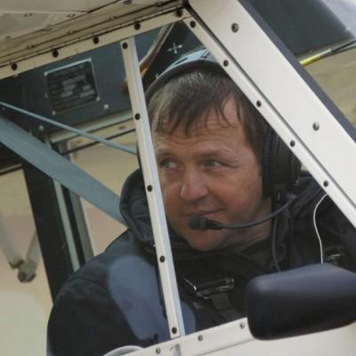 Marcello Franzin - Fluglehrer Motorflug